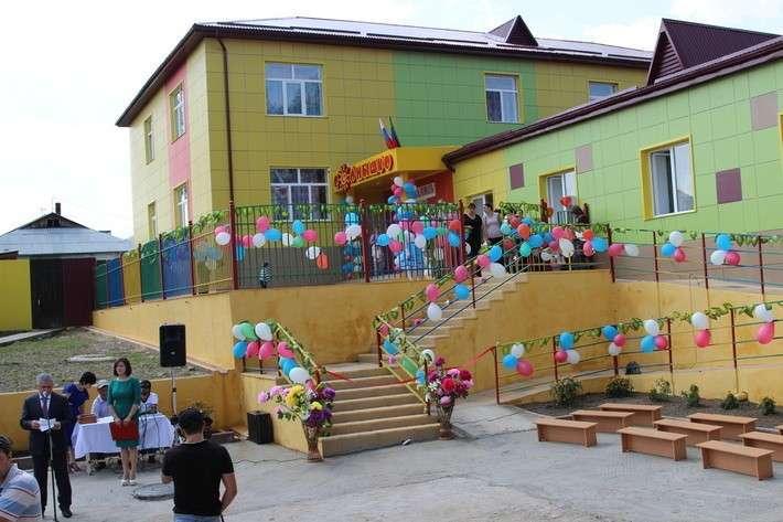 Новый детский сад открыли в Дагестане 1 сентября, Сделано у нас, школа