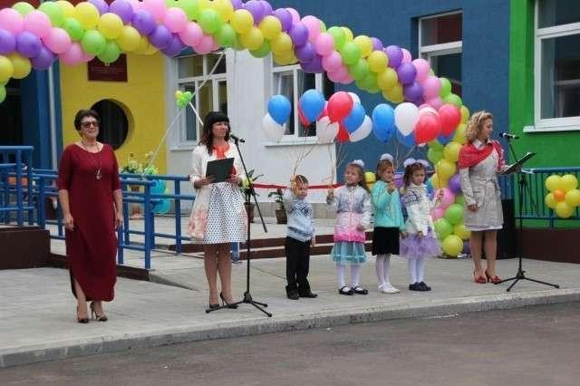 В Ярославле открылся новый детский сад 1 сентября, Сделано у нас, школа