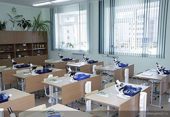 Новую школу на 520 человек открыли в п.Залари (Иркутская обл.) 1 сентября, Сделано у нас, школа