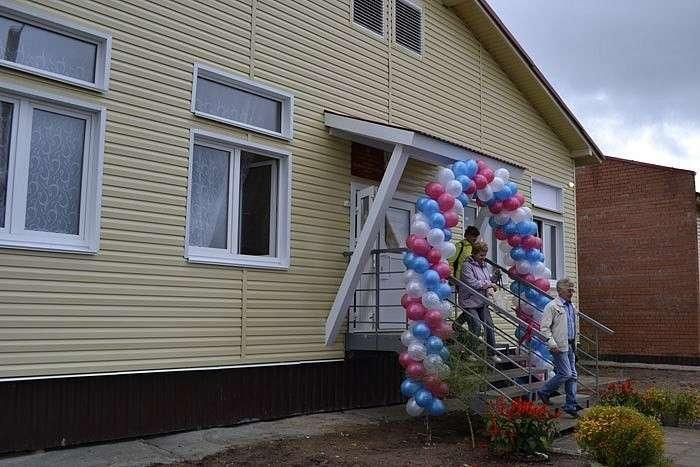В Кировской области открыли новую школу 1 сентября, Сделано у нас, школа