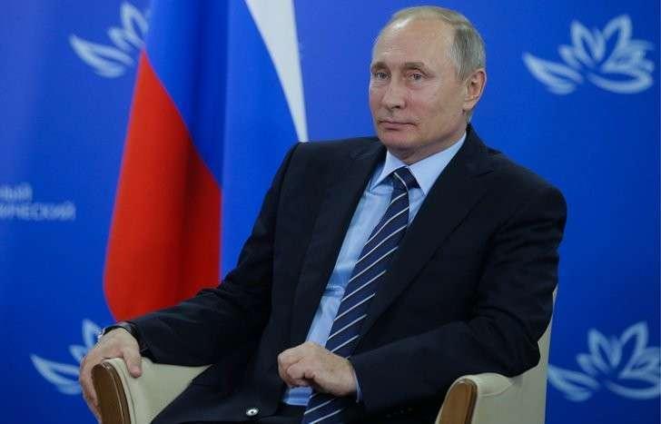 Российская Федерация иСША близки кдостижению соглашения поСирии— Путин
