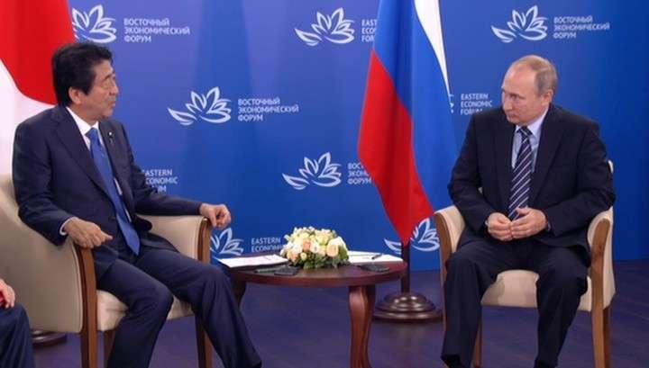 Владимир Путин на ВЭФ пообещал задарить Си мороженым