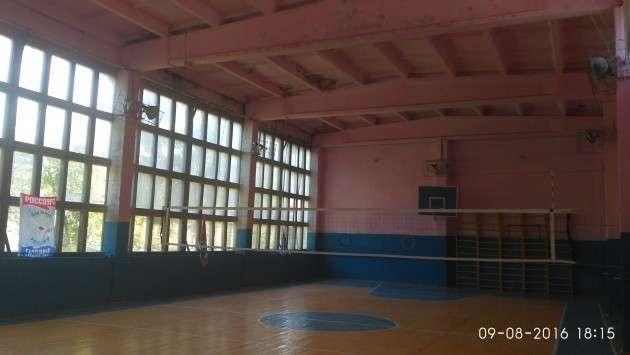 Спортзалу школы в Лесном позавидуют и в городских учебных заведениях