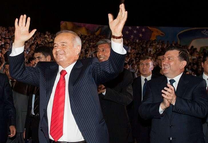 Каримов занимал пост президента Узбекистана бессменно с 1991 года Фото: REUTERS
