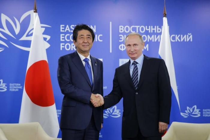 Встреча Путина и Абэ планируется в ноябре в рамках саммита АТЭС