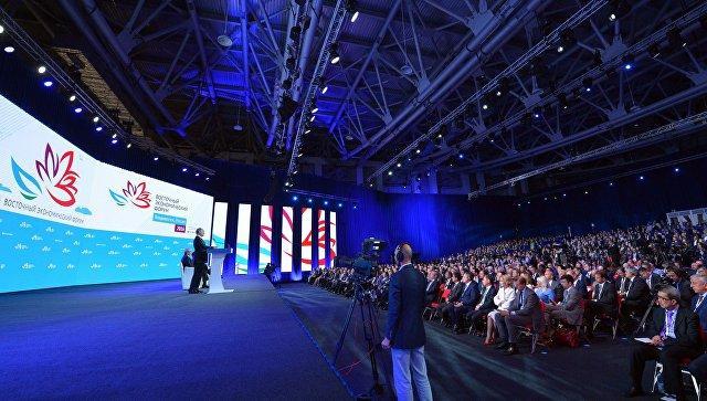 На Восточном Экономическом Форуме подписано более 200 соглашений