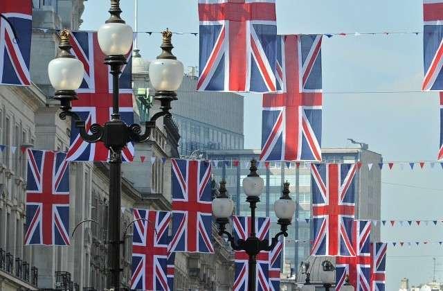 Риджент-стрит в Лондоне