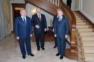 В Ново-Огарёво проходит заседание Высшего Евразийского экономического совета