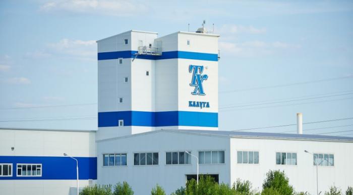 В индустриальном парке Ворсино Калужской области открылся новый завод ЗАО «Триада-Импекс»