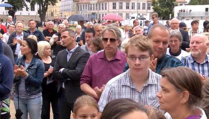 Сегодняшние выборы в Германии могут стать политическим землетрясением