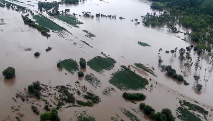 Новый тайфун «Намтеун» подошёл к Приморью