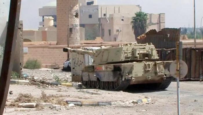 Ливийские военные теснят террористов и боевиков ИГИЛ