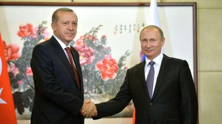 Владимир Путин выразил уверенность, что властям Турции удастся нормализовать ситуацию в стране