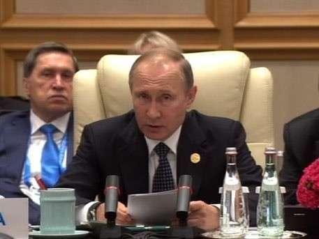 Владимир Путин объяснил, почему Россия откликнулась на просьбу Асада нанести удар по ИГИЛ