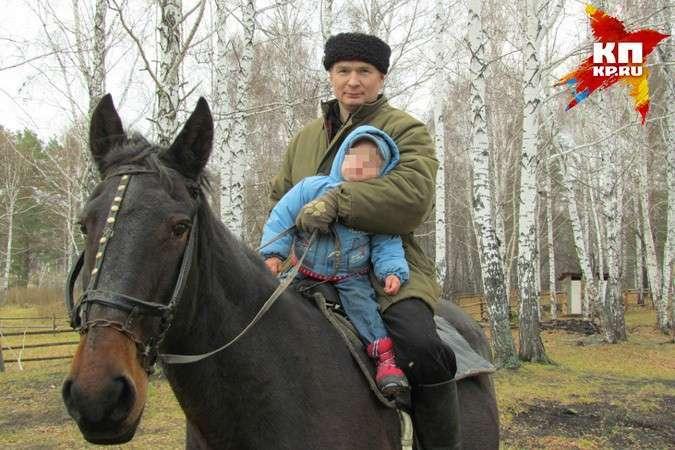 У Олега пять детей Фото: odnoklassniki.ru