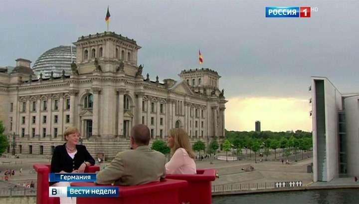 Вечно лгущая фрау Меркель рискует стать для Германии «неприятным прошлым»