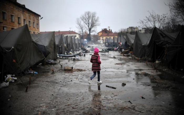 Бедная Болгария не может принимать беженцев, потому что денег на них нету