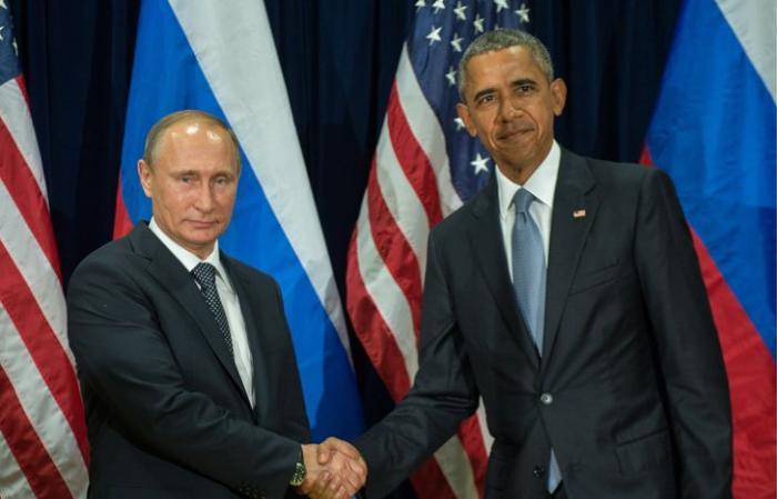 Владимир Путин и Обама провели встречу в кулуарах саммита G20