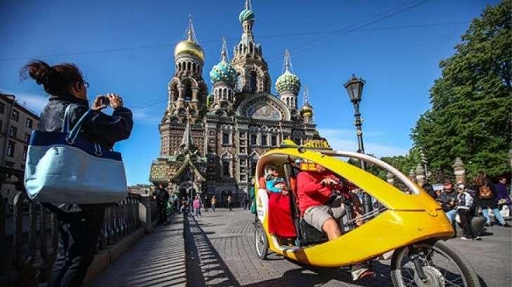 Санкт-Петербург признан туристической столицей Европы
