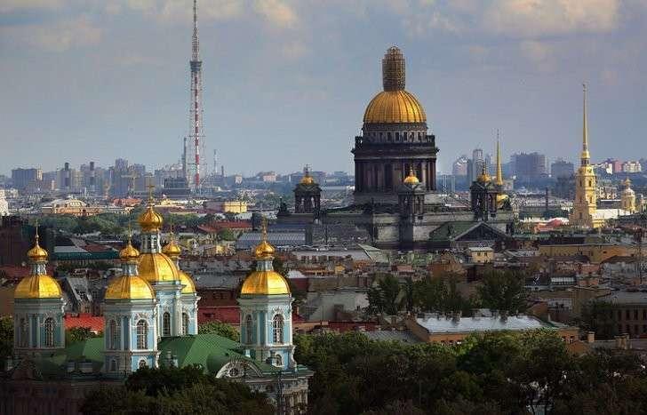 Петербург получил «туристического Оскара» как лучшее направление для туризма в Европе