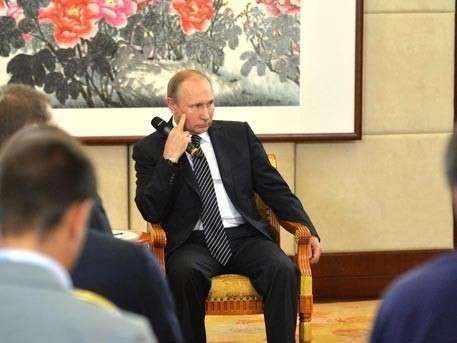 Президент Владимир Путин ответил на вопросы телеканала «Звезда»