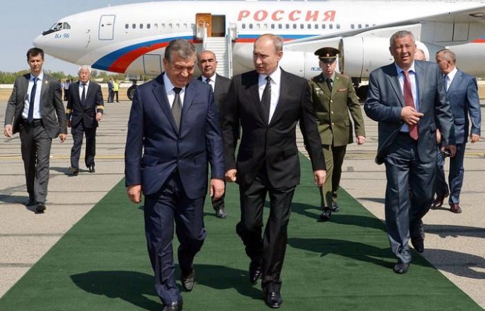 Премьер Узбекистана Мирзиёев заявил, что взаимоотношения, созданные Путиным и Каримовым, будут укрепляться