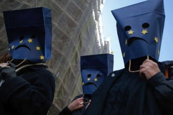 Невменяемый Евросоюз предлагает Москве наступить на украинские грабли