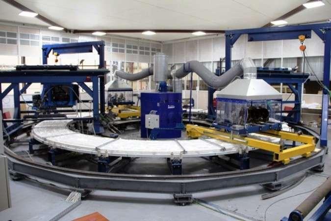 23. Завершена намотка первой сверхпроводящей двойной галеты для катушки полоидального поля PF1 Сделано у нас, политика, факты