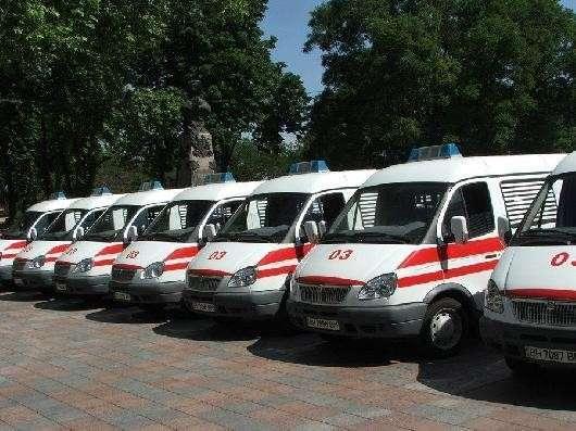 26. Чеченская республика получила 13 машин скорой помощи Сделано у нас, политика, факты