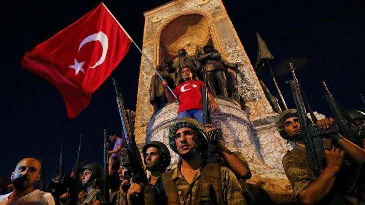 Стали известны имена сотрудников ЦРУ, устроивших путч в Турции