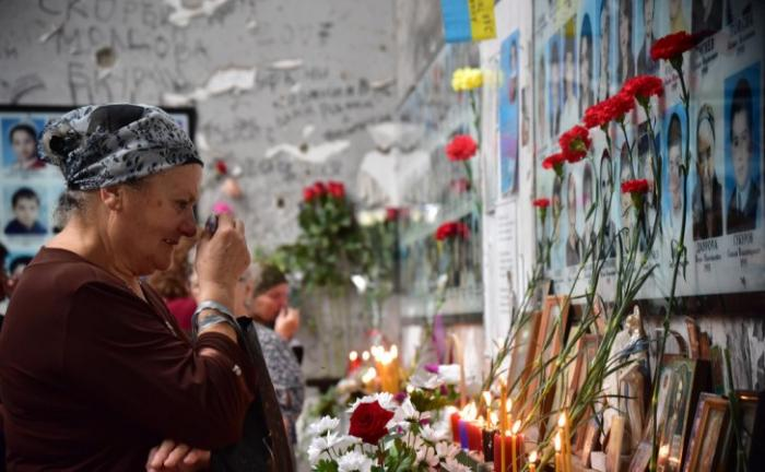 У русского спецназа выбора в Беслане не было никакого