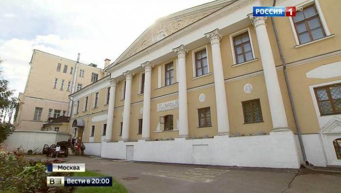 Министерство Культуры спасает усадьбу Лопухиных от центра Рерихов