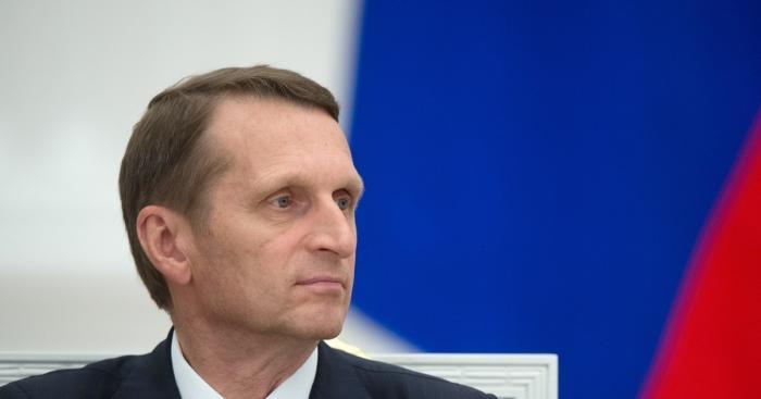 Сергей Нарышкин рассказал о перспективах возглавить Госдуму следующего созыва