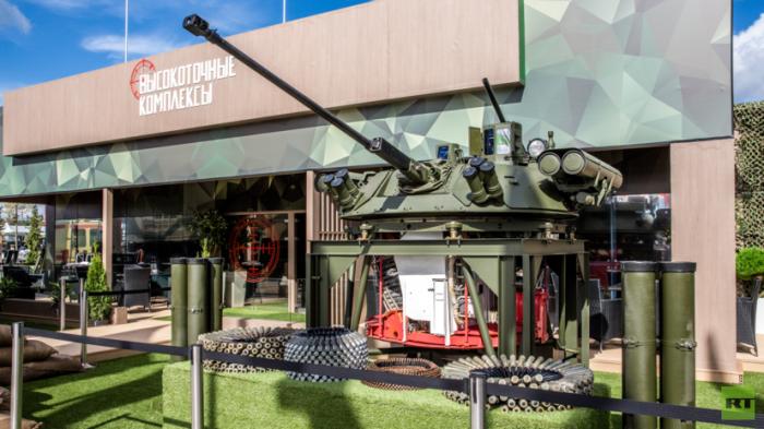 Т-90, С-400 и другая новейшая техника на форуме «Армия-2016»