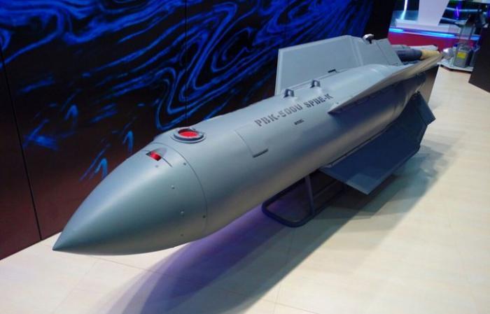 В России разработали планирующую авиабомбу «Дрель»