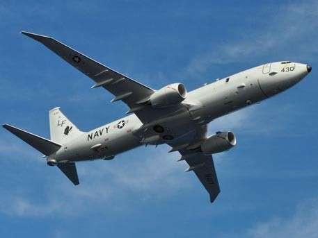 Самолёты-разведчики США дважды подошли к границам РФ в акватории Чёрного моря