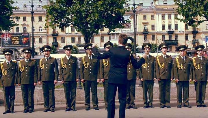 «Хор русской армии» по-человечески перепел хит «В Питере пить»