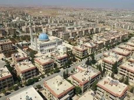 В Алеппо начинаются работы по восстановлению электросетей и водопровода