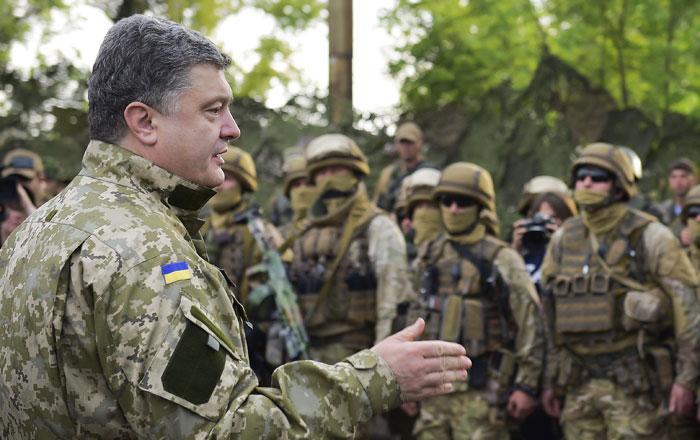 Порошенко уготовил Донецку и Луганску участь Славянска и Краматорска