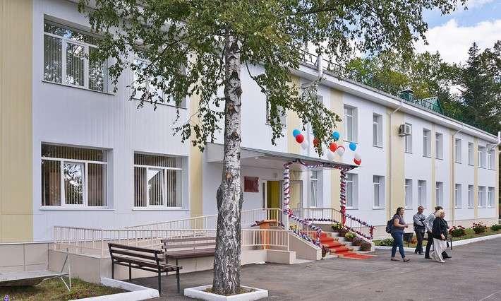 2. В Брянской области открылась поликлиника Сделано у нас, политика, факты