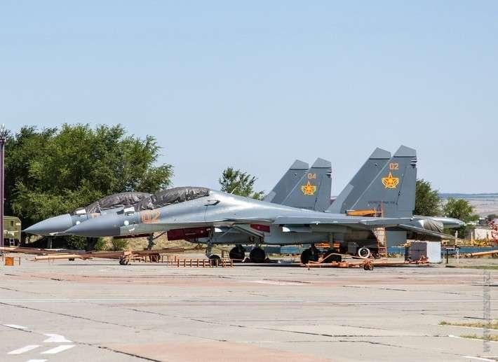 25. Минобороны Казахстана заказало дополнительную партию самолетов Су-30СМ Сделано у нас, политика, факты
