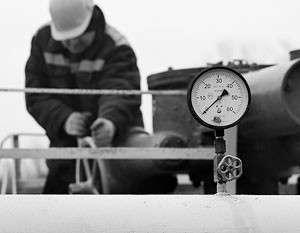 Польша приостановила поставки газа на Украину из-за аварии