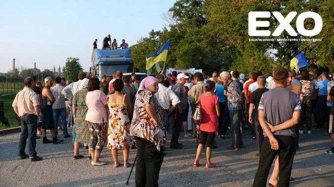 Свиномайдан: массовая драка из-за свиней на Полтавщине