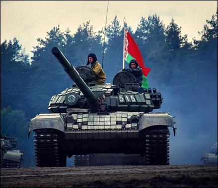 Модернизация армии Беларуси - ответ на милитаризацию восточного фланга НАТО