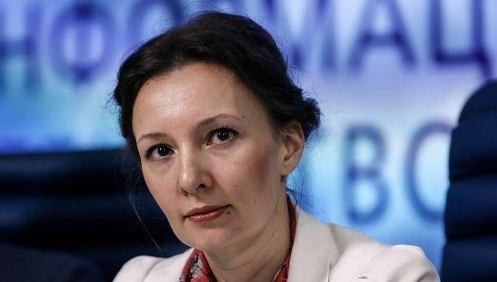Павла Астахова на посту детского омбудсмена сменила Анна Кузнецова