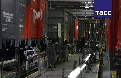 «Уралвагонзавод» начал отгрузку первых вагонов в Иран