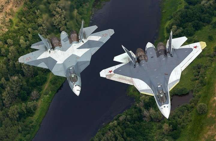 «Эскадрилья превосходства» поступит на вооружение уже в 2017 году
