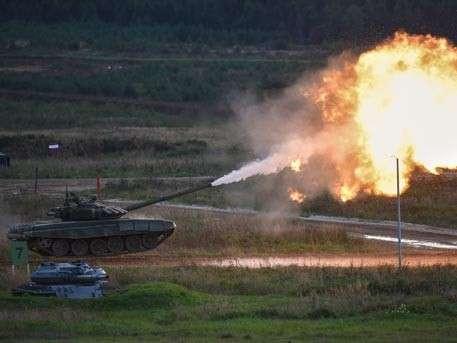 Иностранные военные в восторге от русского оружия