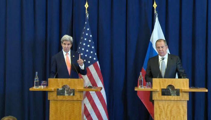 Россия и США выработали общий план по Сирии