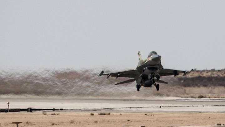 Авиация бандитского Израиля обстреляла артиллеристов войск Асада из-за шального снаряда
